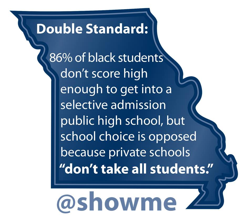 School Choice Double Standard
