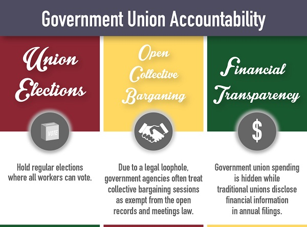 Government Unions