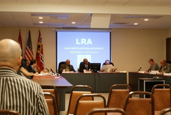 June 30, 2010, LRA Commission Meeting