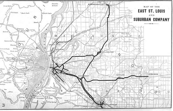 St Louis History In Black And White: Why Did Saint Louis Get Rid Of Its Streetcars?