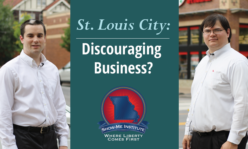 St. Louis City: Discouraging Business?