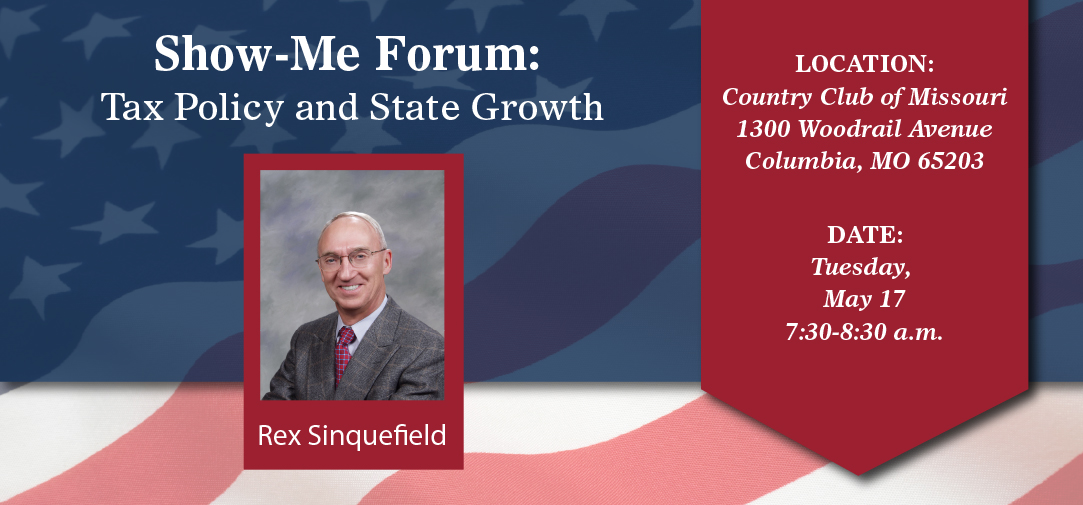 Policy Forum: Tax Policy and State Growth (Columbia)