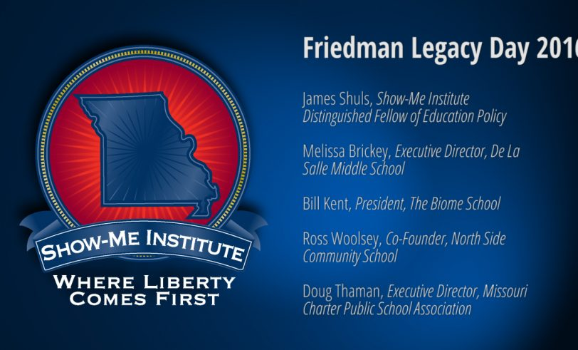 2016 Friedman Day Policy Panel Discussion