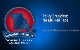 Policy Breakfast: No MO Red Tape>