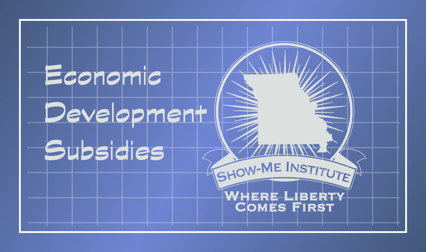 2018 blueprint economic development subsidies show me institute 2018 blueprint economic development subsidies malvernweather Choice Image