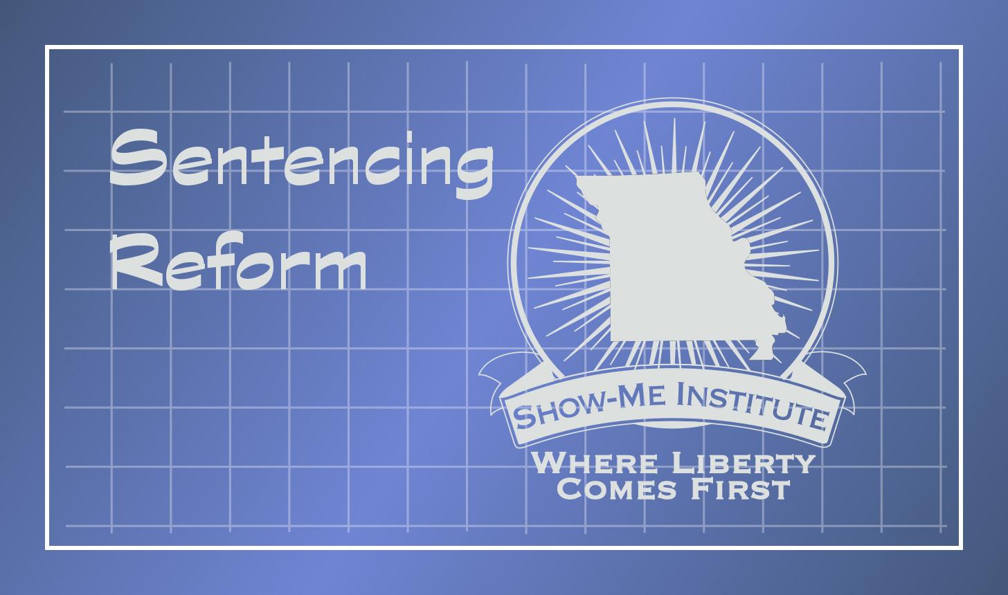 2018 blueprint sentencing reform show me institute 2018 blueprint sentencing reform malvernweather Gallery