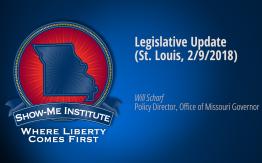 February 2018 Legislative Update>