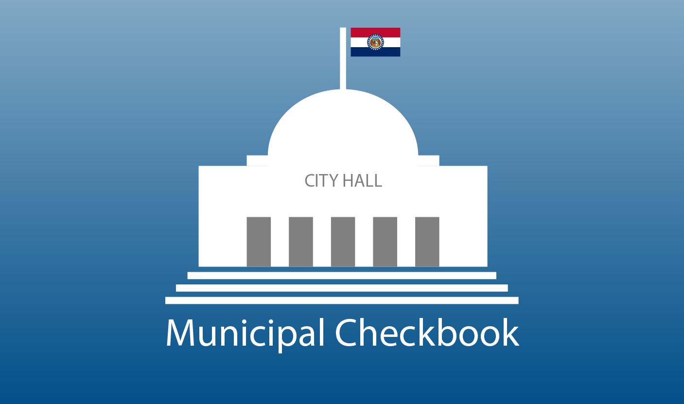 Municipal Checkbook