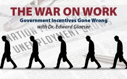 """War on Work"" banner>"