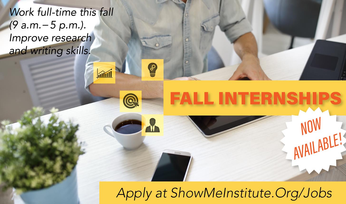 2018 Fall internship banner