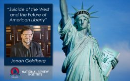 Jonah Goldberg / Suicide of the West>