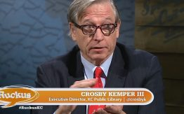 Crosby Kemper III on Ruckus>