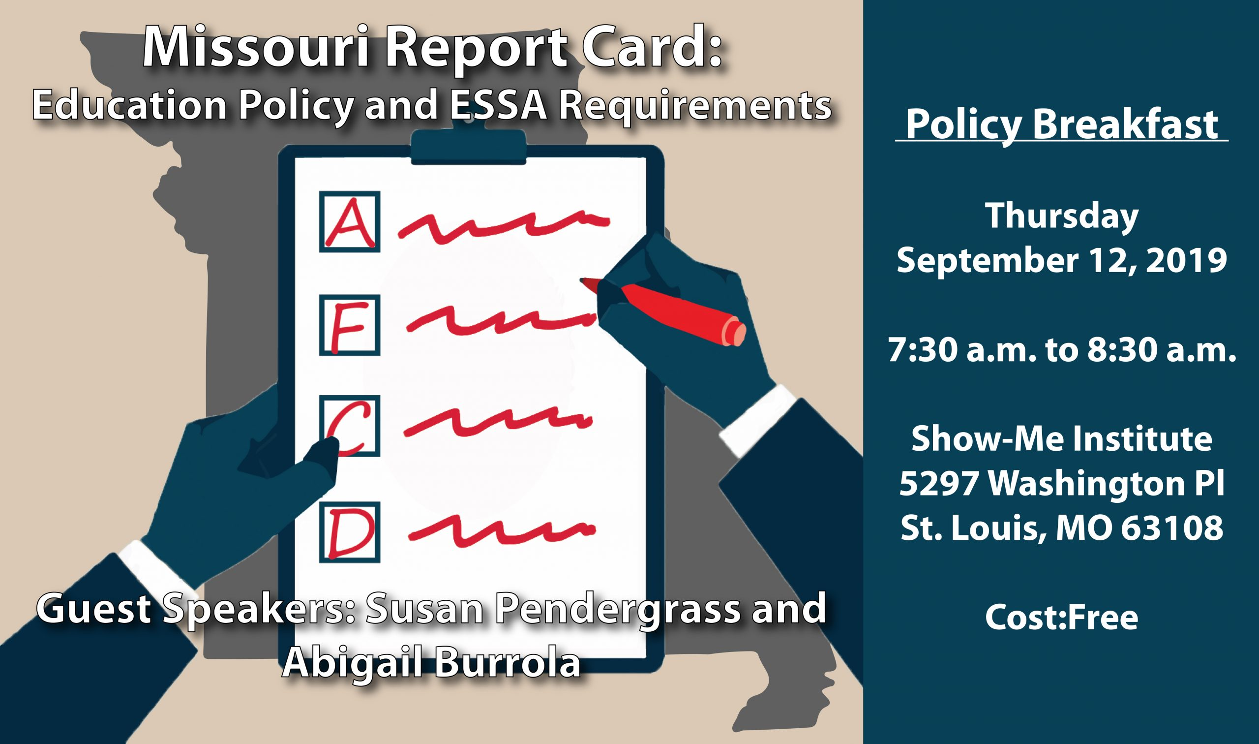 Missouri's Report Card and ESSA Requirements