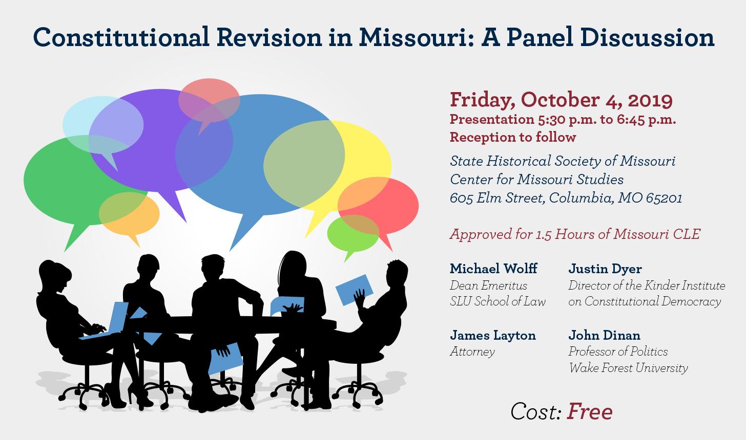 Constitutional Revision in Missouri