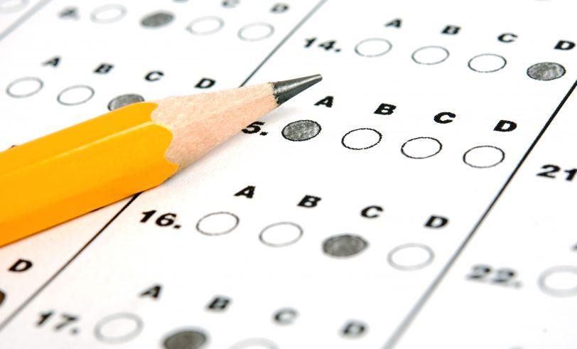 Scantron test