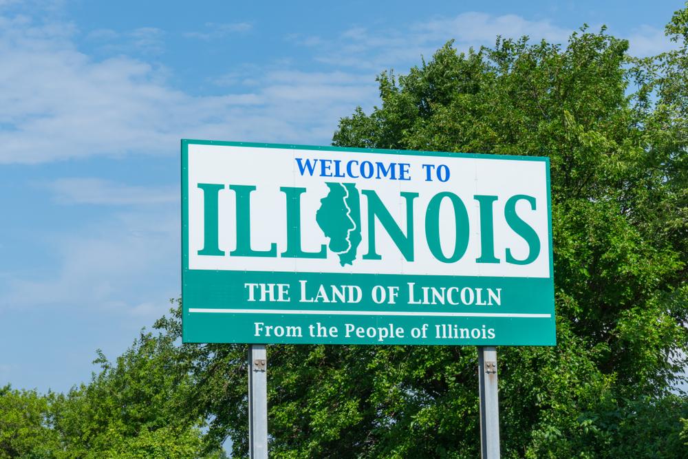 Illinois border