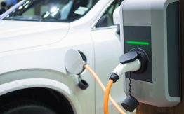 Electric Vehicle Charging Station>