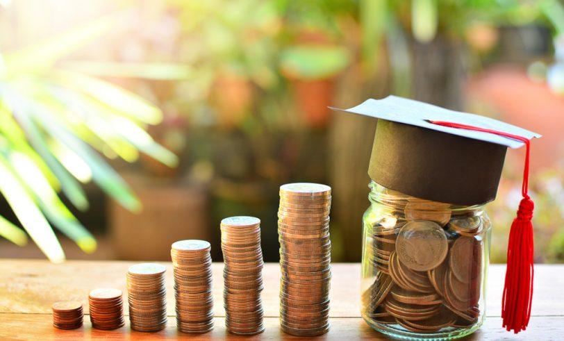 Coins education theme