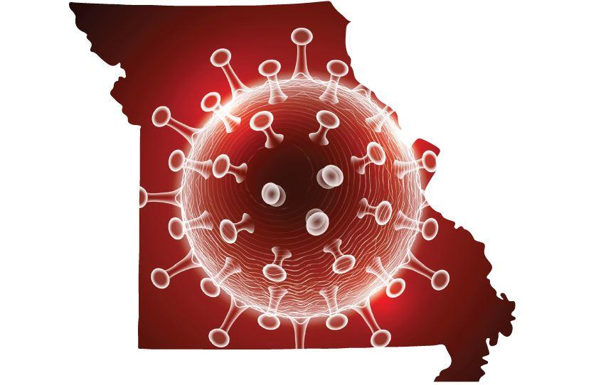 Coronavirus in  Missouri