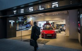 Tesla store>