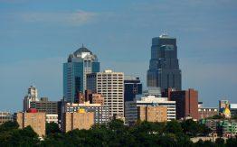 Kansas City skyline>
