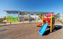 Preschool playground>