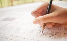 Standardized test>