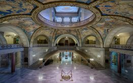 Missouri State Capitol Rotunda>