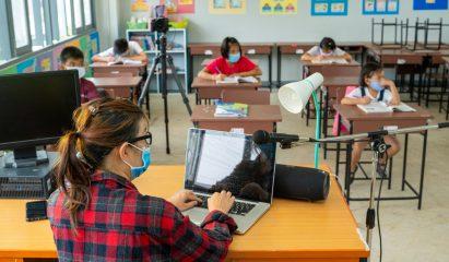 Online classroom>