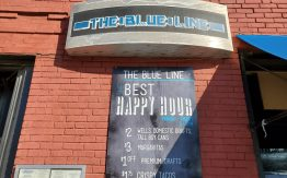 Kansas City's Blue Line Bar>