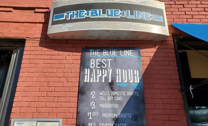Kansas City's Blue Line Bar