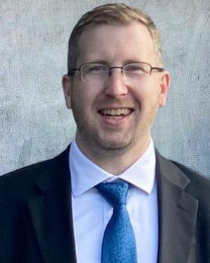Aaron Hedlund Portrait