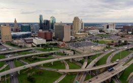 Downtown Kansas City>
