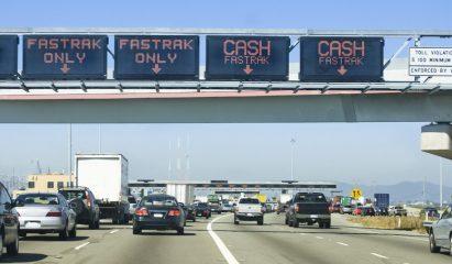 Toll lanes>