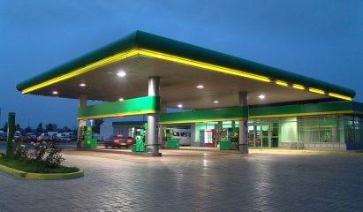 Gas station>