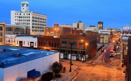 Downtown Springfield>