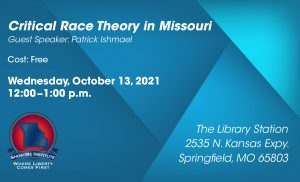 Post Critical Race Theory in Missouri (Springfield) Thumbnail