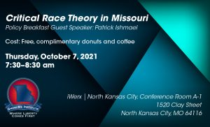 Post In-Person Event: Critical Race Theory in Missouri (Kansas City) Thumbnail