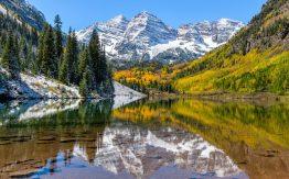 Colorado lake>
