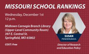 Post Policy Presentation: Missouri School Rankings (Springfield) Thumbnail