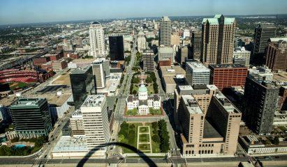 Downtown St. Louis>